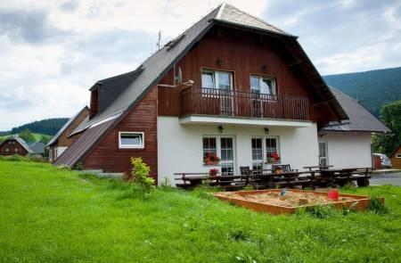 Penzion Geppert, Ostružná