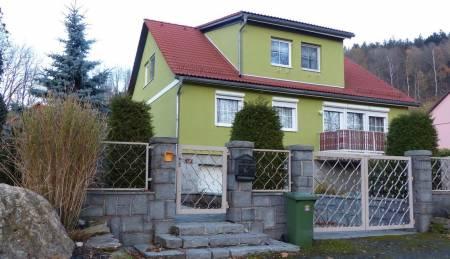 Apartmán U Haničky, Bělá pod Pradědem