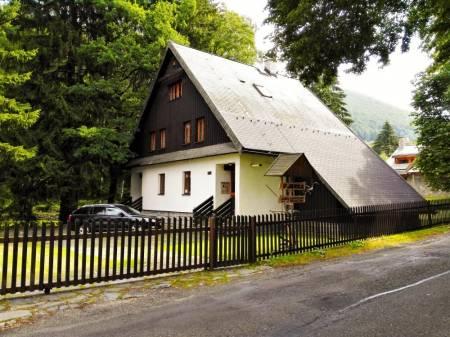 Chata U Janka, Bělá pod Pradědem