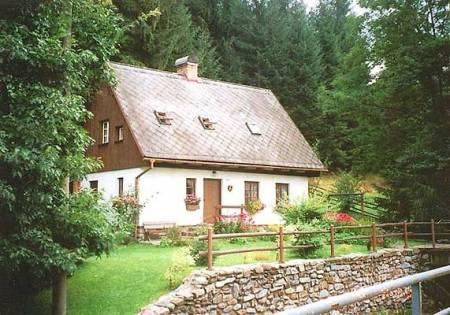 Rekreační domek Waldenburg, Bělá pod Pradědem