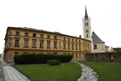 Ubytování ve Vidnavě