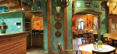 Restaurace Skiland