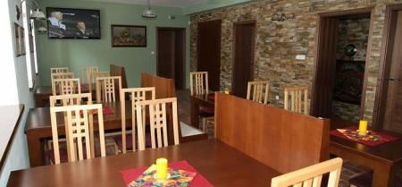 Penzion Trojkámen - restaurace