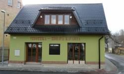 Zdravá kavárna a vinotéka