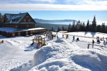 Sen o luxusní horské chatě si splnili díky veřejné sbírce
