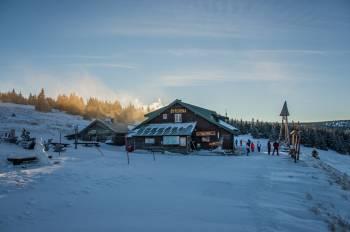 Horská salaš, která se stala nejoblíbenějším útočištěm turistů