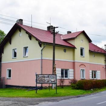 V penzionu Fauna park v Lipové lázních proběhla rekonstrukce.